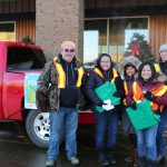 Every bit counts: Syncrude donates $90,000 to Wood Buffalo Food Bank as volunteers get ready for Food Drive